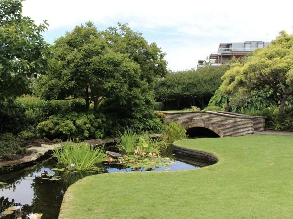 Garden Elizabeth Bay