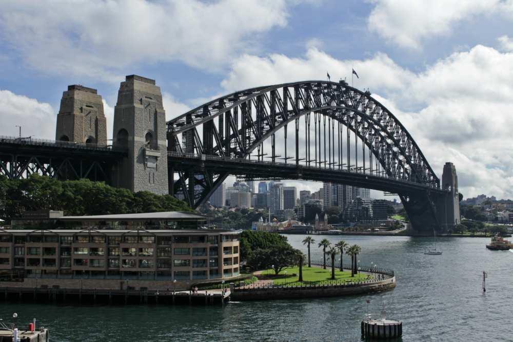 Sydney Overseas Passenger Terminal Viewing Platform