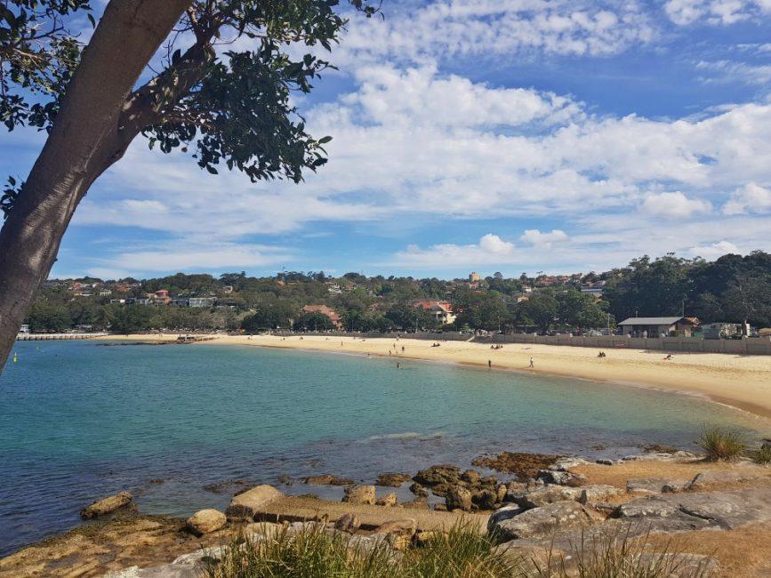Balmoral Beach walk