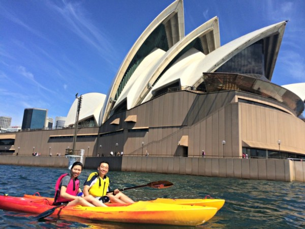 Explore Sydney Harbour by Kayak