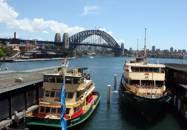 Explore Sydney Harbour with Sydney Ferries