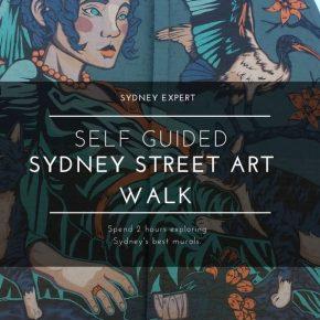 Inner West Street Art Walk Newtown Australia