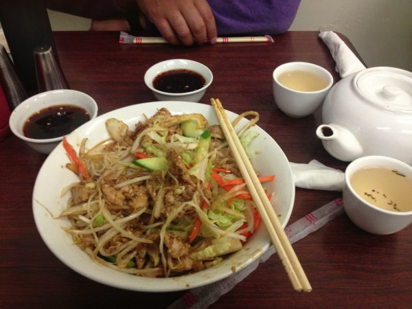 Chinatown meal sydney