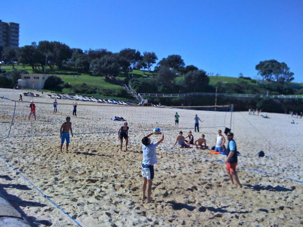 Coogee Beach Volleyball