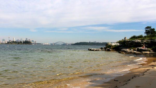 Milk Beach Sydney Harbour Walks Rose Bay