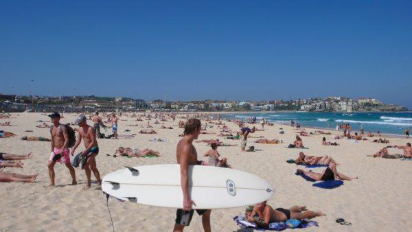 Bondi Beach Bucket List Sydney