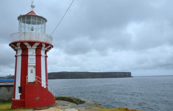 The Hornby Lighthouse at Watson Bay