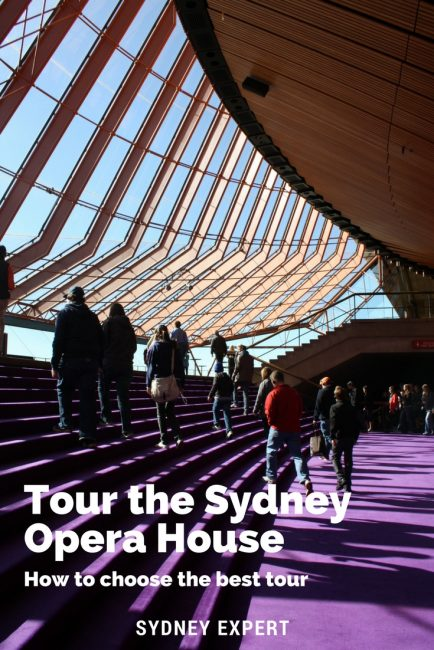 A Sydney Opera House tour is near the top of every Sydney visitor's to-do list.  Regardless of your budget, spending time here is a must. I often get asked,