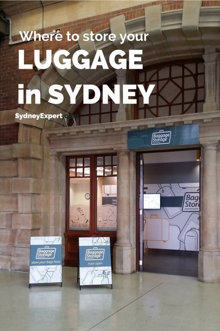 Do you need to find somewhere to store your excess luggage while you are in Sydney? Going off on a short trip and just don't want to lug extra stuff around? Read through our rundown of the various bag storage options in Sydney from the Airport to the CBD - short term and long term options.