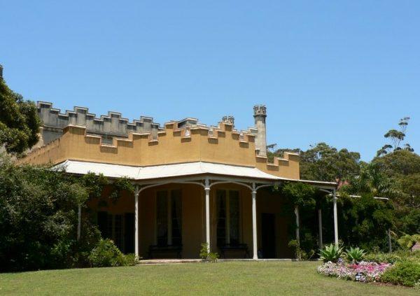 Vaucluse House Sydney under CC