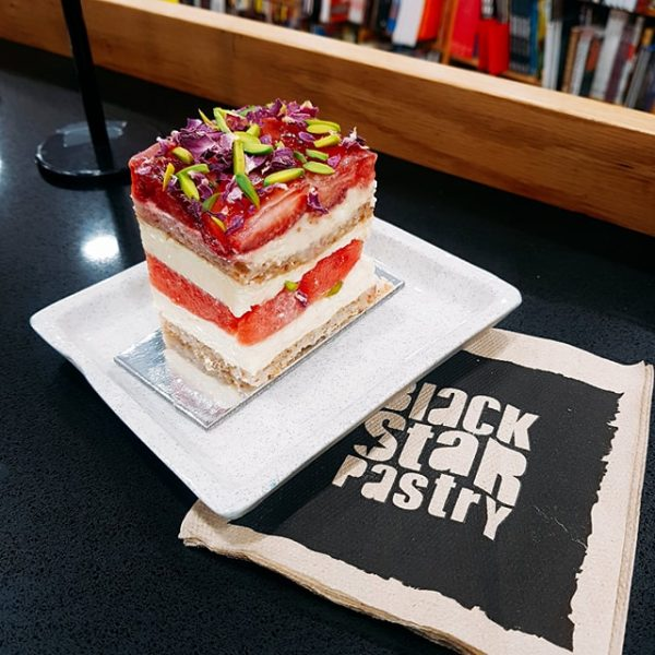 Black Star Pastry's infamous watermelon cake