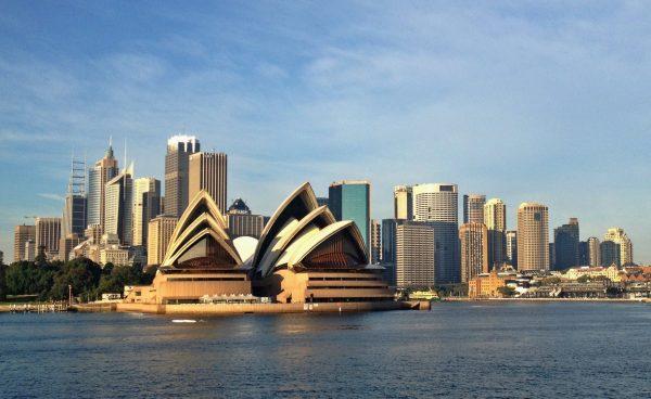 Sydney Ferry view
