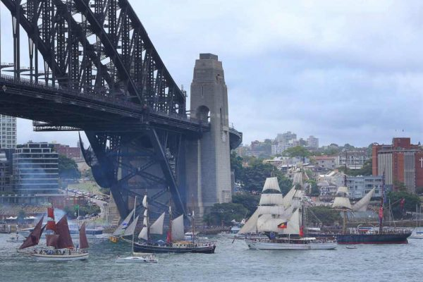 Tall Ship Regatta Australia Day