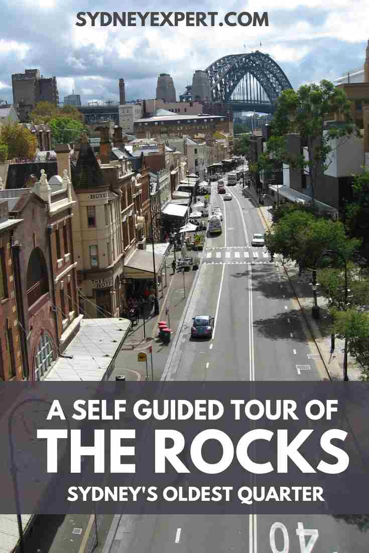 Exploring the rocks on this self-guided walk is a great way to learn more about the history of Sydney. There are also lots of great photo opportunities along the way.