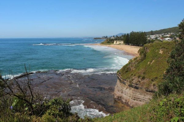 Austinmer is another beach along the Grand Pacific Drive