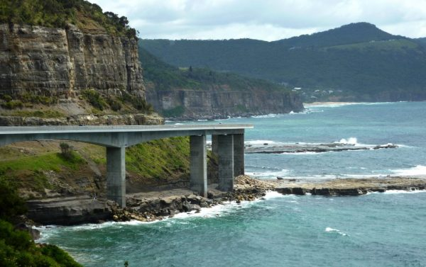 Weekend in Wollongong SeaCliff Bridge