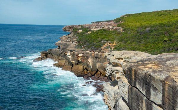 Bundeena Cliff tops at Royal National Park