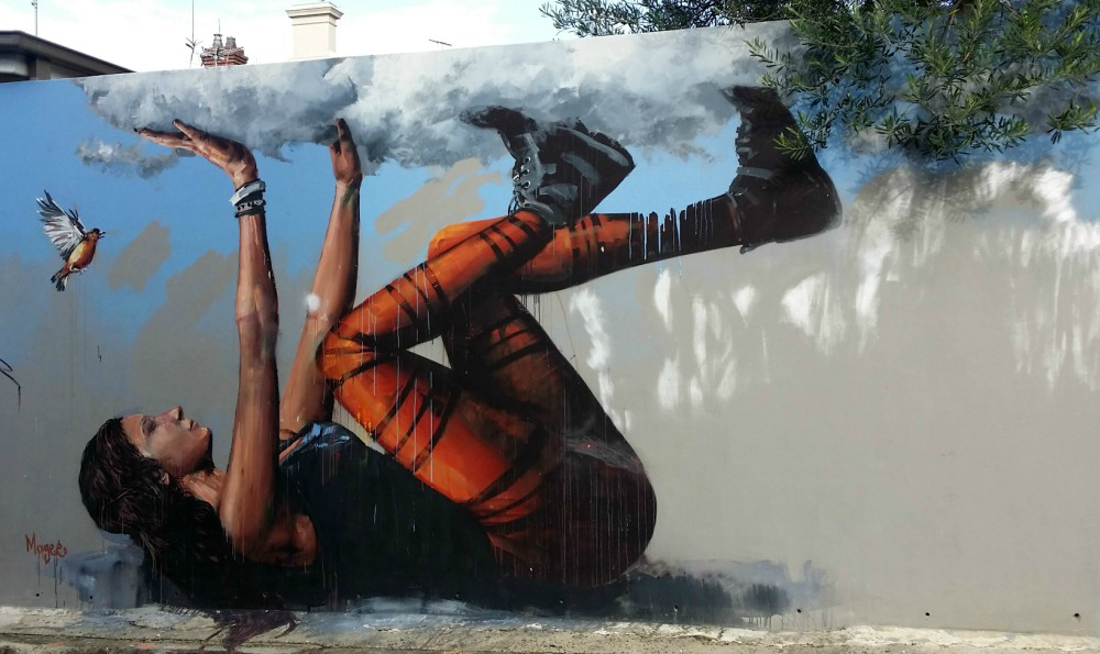 King Lane Fintan Magee Bracing a Falling Sky