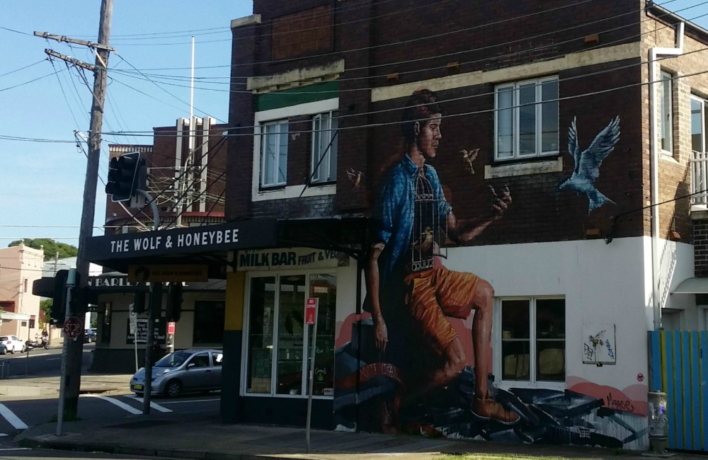 FIntan Magee The Therapist Enmore