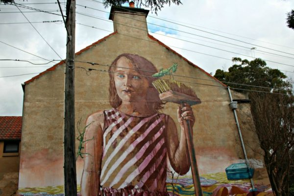 Fintan Magee The Clean Up Newtown