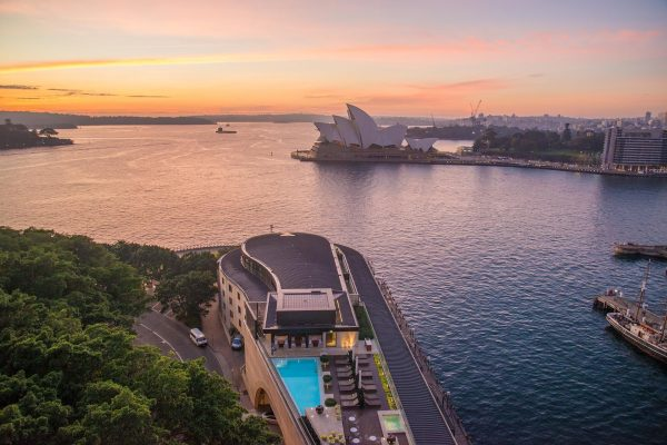 The Park Hyatt Hotel Sydney is unlikely to be on your shortlist