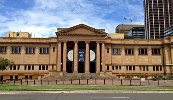 The State Library of NSW