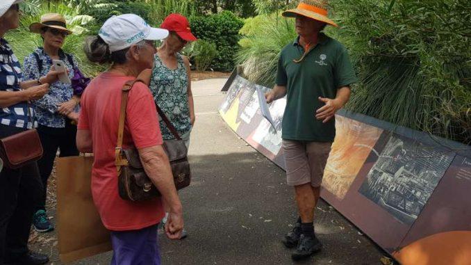 Royal Botanic Gardens Free tour Sydney