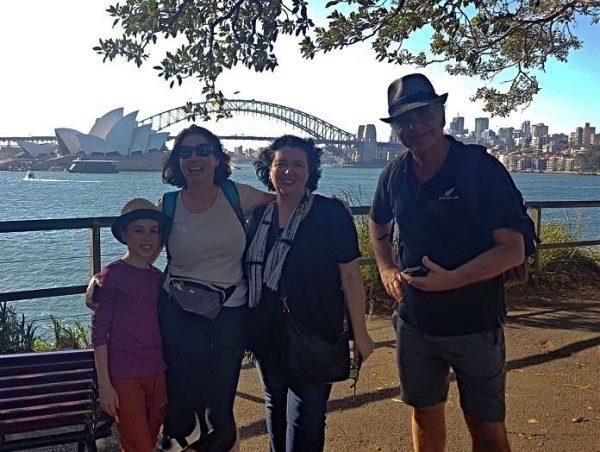 Sydney Greeters Paula