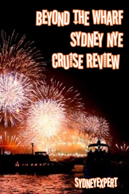 Beyond the Wharf operate Sydney Harbour Ferries on NYE for a budget fireworks cruise that won't break the bank. I tried this cruise out and have shared my thoughts here  #Sydney #Australia