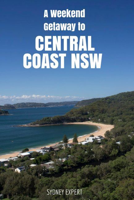 Central Coast weekend