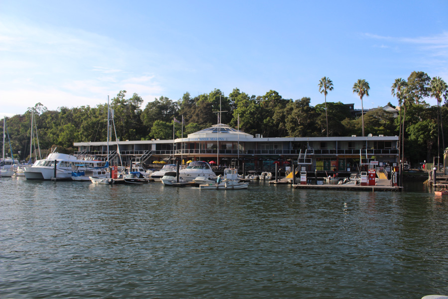 Brooklyn NSW Marina