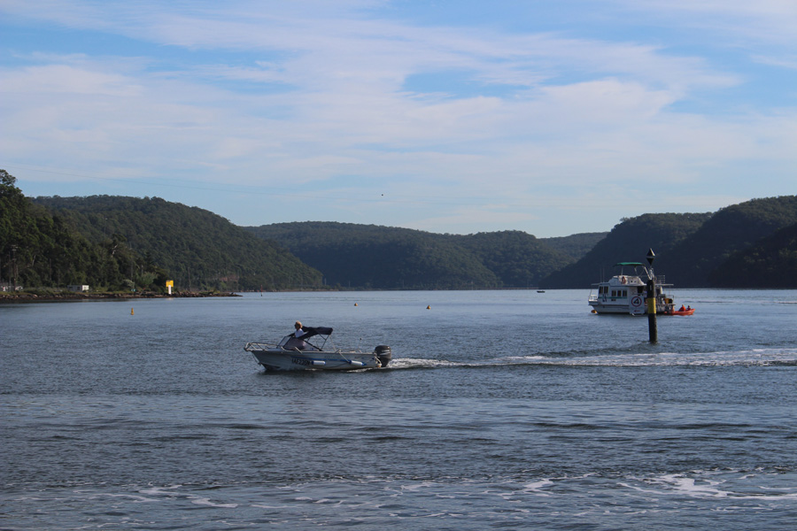 Hawkesbury River NSW weekend getaway