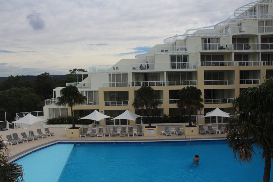Mantra Ettalong Beach Pool