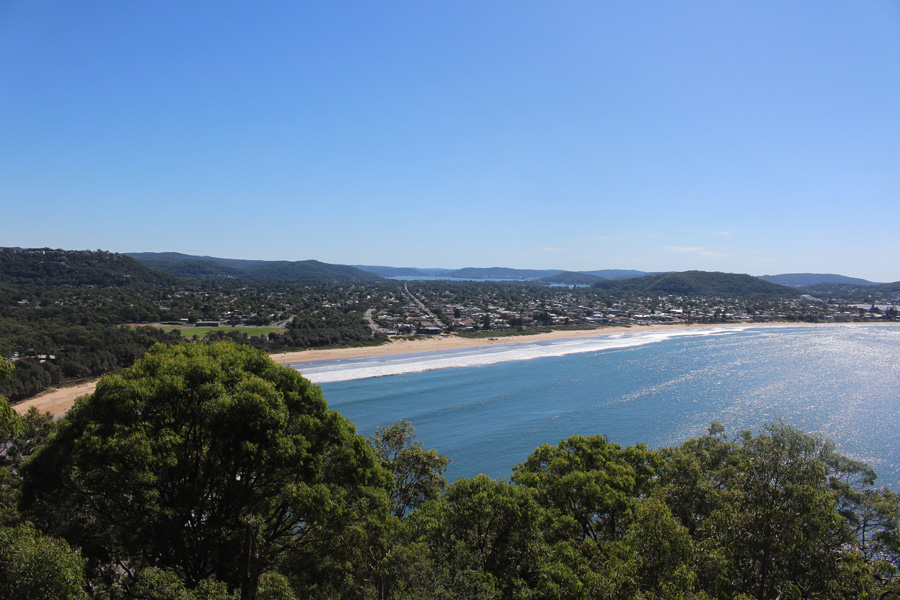 Umina Beach Central Coast weekend away