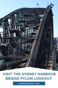 Sydney Harbour Pylon Lookout
