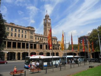 Central Station Where to Stay in Sydney