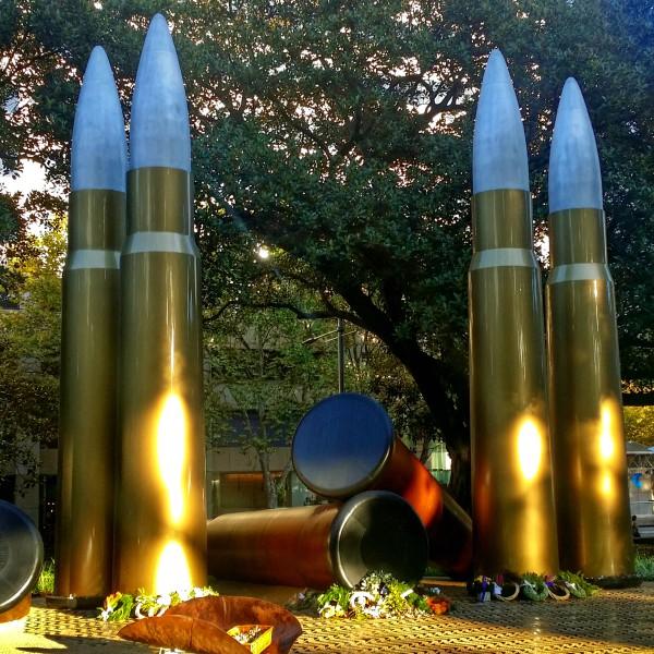 Hyde Park Sydney Indigenous Memorial
