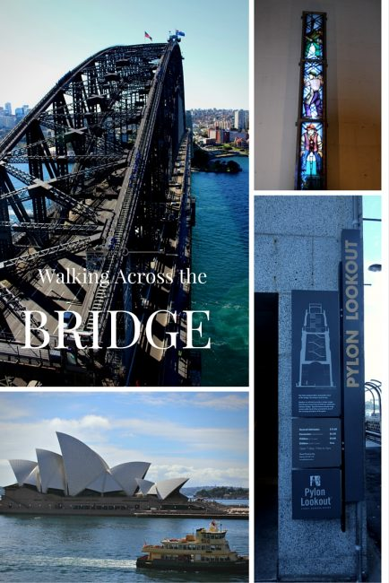 Looking for things to do in Sydney?  Look no further, the Sydney Harbour Bridge, you can walk across it, climb over it or travel up the Pylon and learn all about the building of the bridge at the museum.  #Sydney #Australia