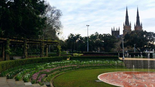 Sandringham Gardens Hyde Park Sydney
