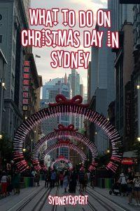 Christmas in Sydney Australia
