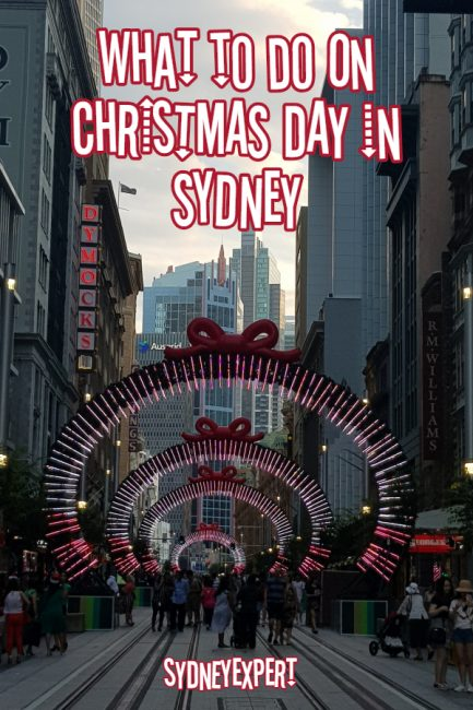 Not sure what to do on Christmas day in Sydney? What's open? What can you do if you have a limited budget? This post will hopefully help you decide