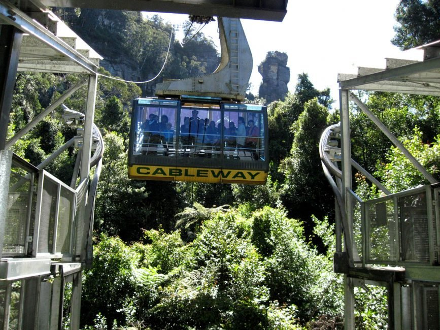 Blue Mountains Tour Scenic Skyway