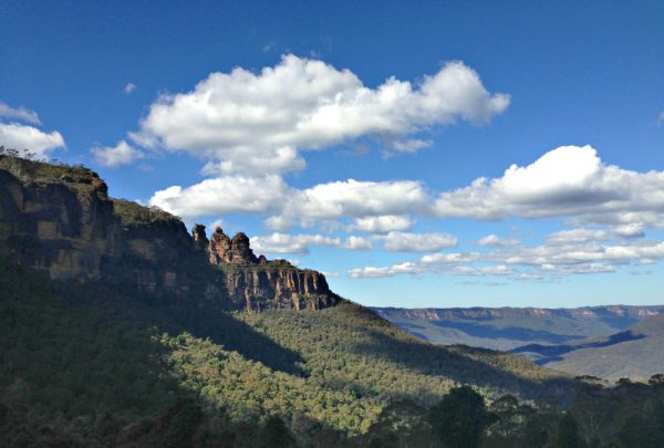 Find the best blue mountains day tour
