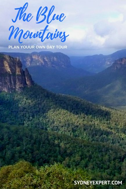 So you want to visit the Blue Mountains while you are in Sydney but you can't decide if you need to book a guided tour or if you can do it alone? Well read on, we have all the info you need to make an informed decision and plan a perfect trip to Katoomba and beyond.