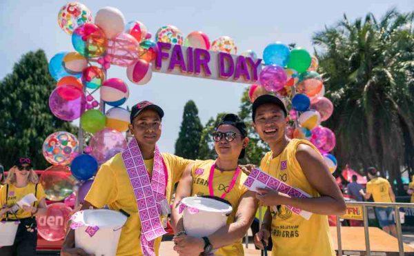 Mardi Gras Sydney Fair day collection