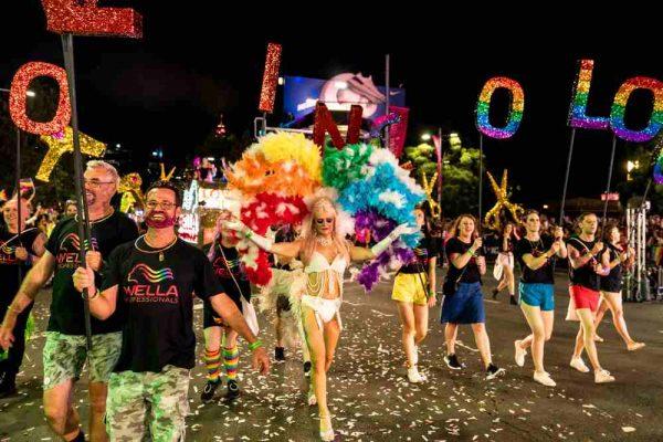 SYdney 2018 Mardi Gras Parade