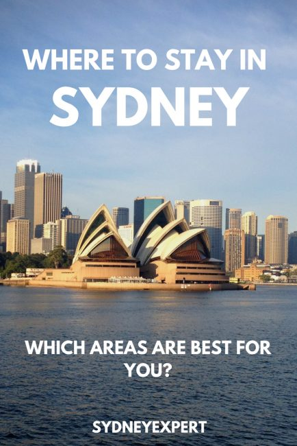 Where to stay in Sydney Australia