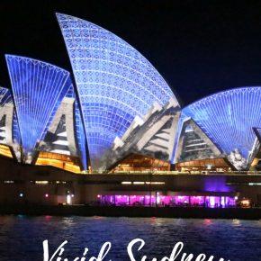 Sydney Festivals - Vivid Sydney