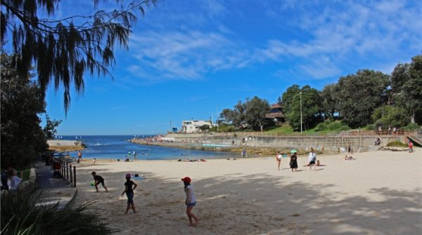 Clovelly Beach in Sydney