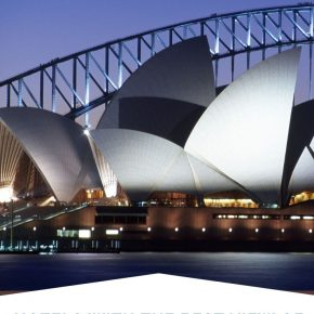 Hotels with a view of the Opera House